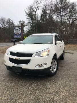 2012 Chevrolet Traverse for sale at Hornes Auto Sales LLC in Epping NH