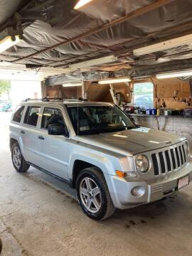 2007 Jeep Patriot for sale at Lavictoire Auto Sales in West Rutland VT