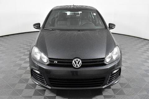 2012 Volkswagen Golf R for sale at CU Carfinders in Norcross GA