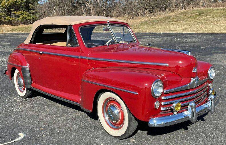 1948 Ford Super Deluxe for sale in West Chester, PA