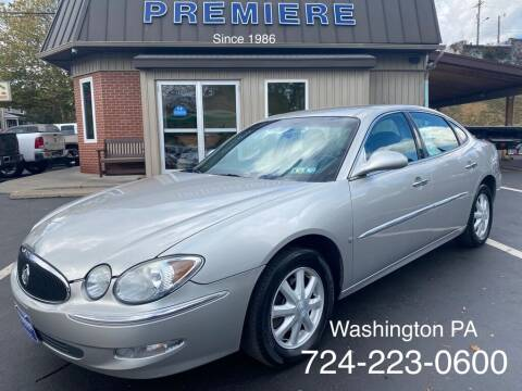 2006 Buick LaCrosse for sale at Premiere Auto Sales in Washington PA
