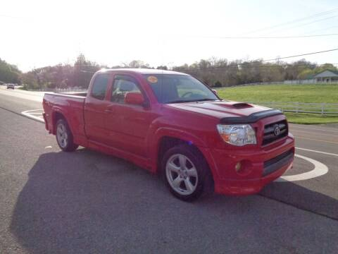 2005 Toyota Tacoma for sale at Car Depot Auto Sales Inc in Seymour TN