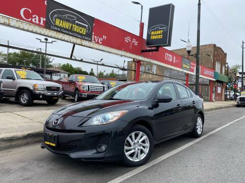 2012 Mazda MAZDA3 for sale at Manny Trucks in Chicago IL