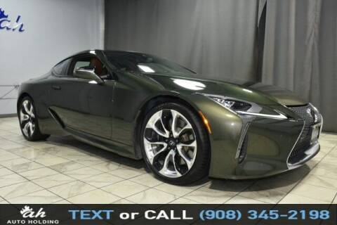 2020 Lexus LC 500 for sale at AUTO HOLDING in Hillside NJ