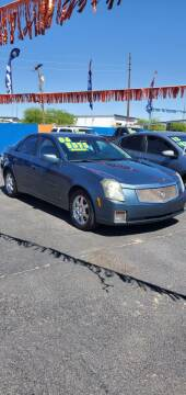 2006 Cadillac CTS for sale at Juniors Auto Sales in Tucson AZ