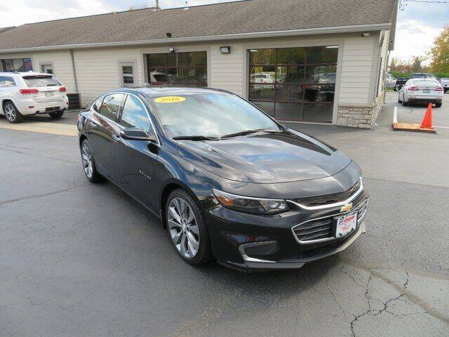 2016 Chevrolet Malibu for sale at Tri-County Pre-Owned Superstore in Reynoldsburg OH