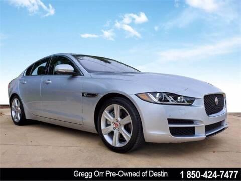 2017 Jaguar XE for sale at Gregg Orr Pre-Owned of Destin in Destin FL