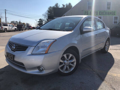 2011 Nissan Sentra for sale at J's Auto Exchange in Derry NH