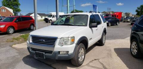 2007 Ford Explorer for sale at Rob's Tower Motors in Taneytown MD