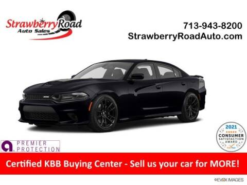 2020 Dodge Charger for sale at Strawberry Road Auto Sales in Pasadena TX