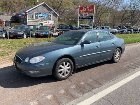 2006 Buick LaCrosse for sale at Korz Auto Farm in Kansas City KS
