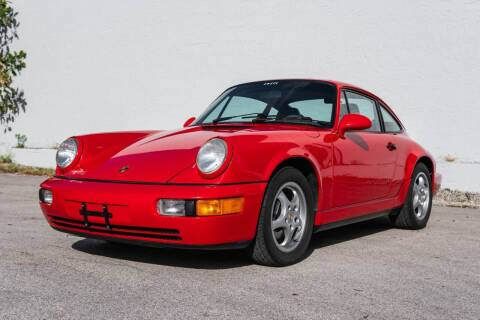1992 Porsche 911 for sale at ZWECK in Miami FL