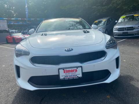 2018 Kia Stinger for sale at Elmora Auto Sales in Elizabeth NJ