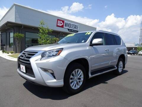 2014 Lexus GX 460 for sale at Wholesale Direct in Wilmington NC