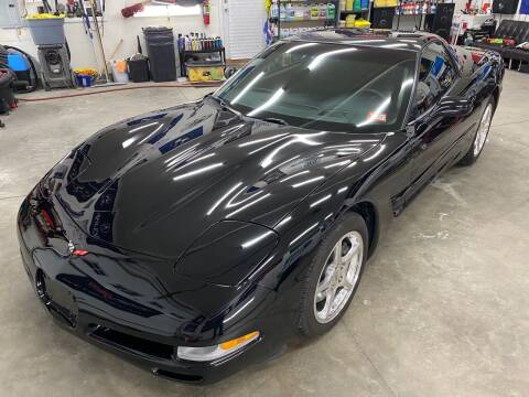 2004 Chevrolet Corvette for sale at R & R Motors in Queensbury NY