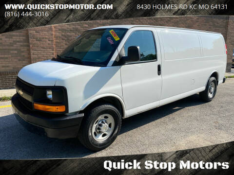 2008 Chevrolet Express Cargo for sale at Quick Stop Motors in Kansas City MO