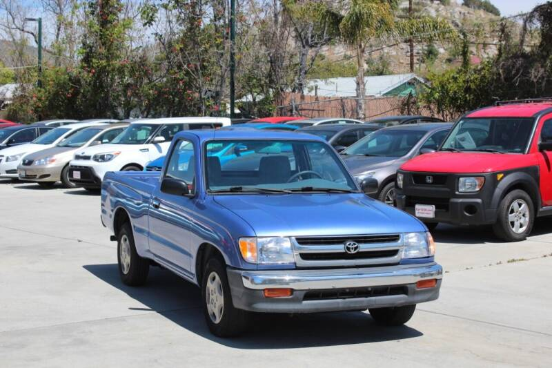 1999 Toyota Tacoma for sale at Car 1234 inc in El Cajon CA