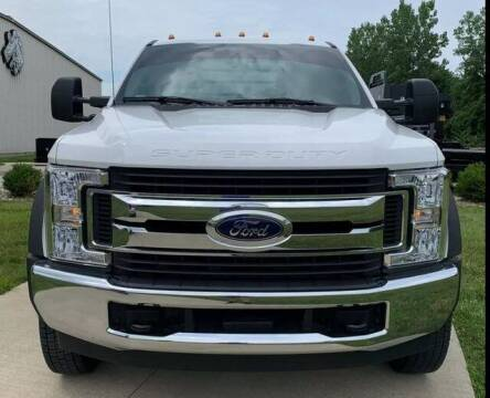 2019 Ford F-550 Super Duty for sale at Tim Short Auto Mall in Corbin KY