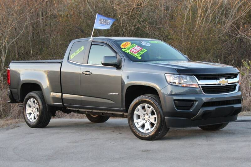2015 Chevrolet Colorado for sale at McMinn Motors Inc in Athens TN