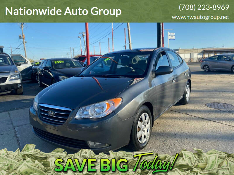 2009 Hyundai Elantra for sale at Nationwide Auto Group in Melrose Park IL