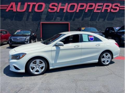 2016 Mercedes-Benz CLA for sale at AUTO SHOPPERS LLC in Yakima WA