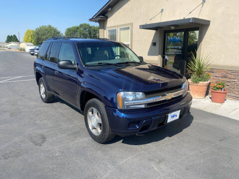 2007 Chevrolet TrailBlazer for sale at Western Mountain Bus & Auto Sales in Nampa ID