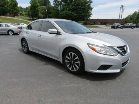 2016 Nissan Altima for sale at Specialty Car Company in North Wilkesboro NC