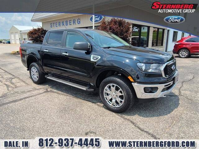 2019 Ford Ranger for sale in Dale, IN