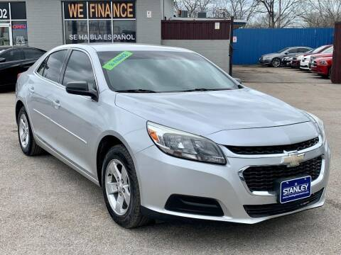 2016 Chevrolet Malibu Limited for sale at Stanley Automotive Finance Enterprise - STANLEY DIRECT AUTO in Mesquite TX
