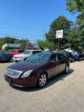 2011 Mercury Milan for sale at NEWFOUND MOTORS INC in Seabrook NH