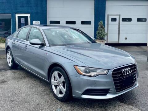 2012 Audi A6 for sale at Saugus Auto Mall in Saugus MA