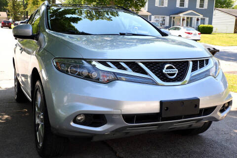 2013 Nissan Murano for sale at Prime Auto Sales LLC in Virginia Beach VA