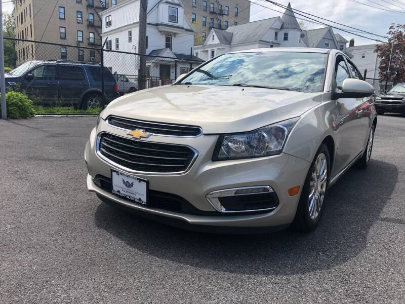 2015 Chevrolet Cruze for sale at Concept Auto Group in Yonkers NY