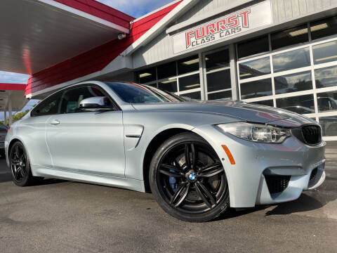 2016 BMW M4 for sale at Furrst Class Cars LLC  - Independence Blvd. in Charlotte NC