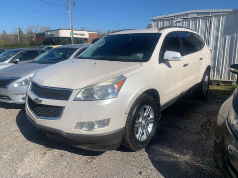 2012 Chevrolet Traverse for sale at Safeway Auto Sales in Horn Lake MS