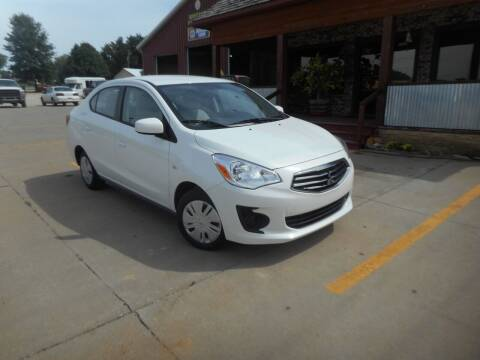2019 Mitsubishi Mirage G4 for sale at Boyett Sales & Service in Holton KS