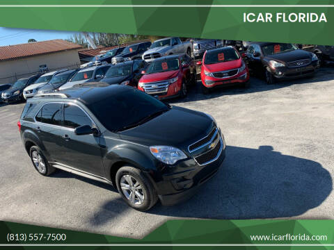 2014 Chevrolet Equinox for sale at ICar Florida in Lutz FL