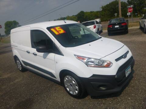 2015 Ford Transit Connect Cargo for sale at Country Side Car Sales in Elk River MN