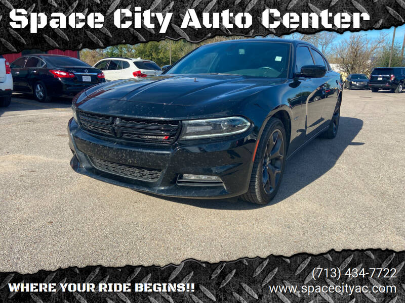 2018 Dodge Charger for sale at Space City Auto Center in Houston TX