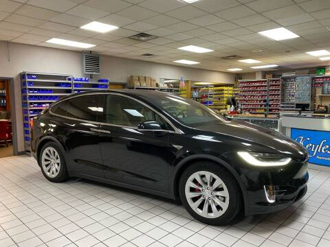 2016 Tesla Model X for sale at FIESTA MOTORS in Hagerstown MD