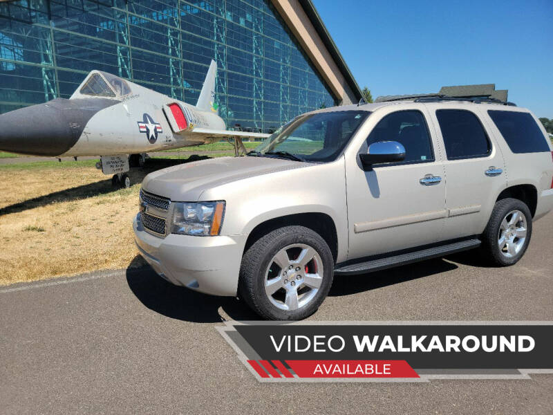2007 Chevrolet Tahoe for sale at McMinnville Auto Sales LLC in Mcminnville OR