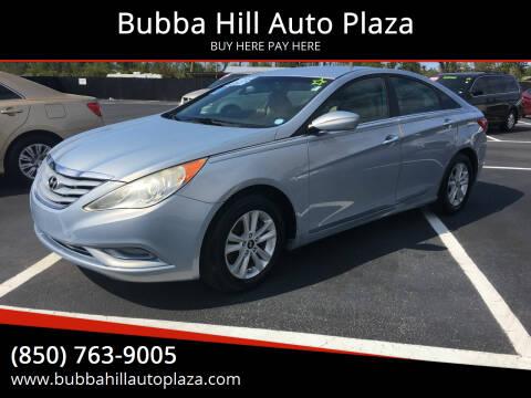 2011 Hyundai Sonata for sale at Bubba Hill Auto Plaza in Panama City FL