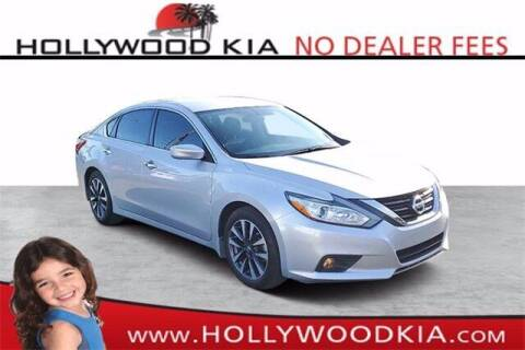 2017 Nissan Altima for sale at JumboAutoGroup.com in Hollywood FL