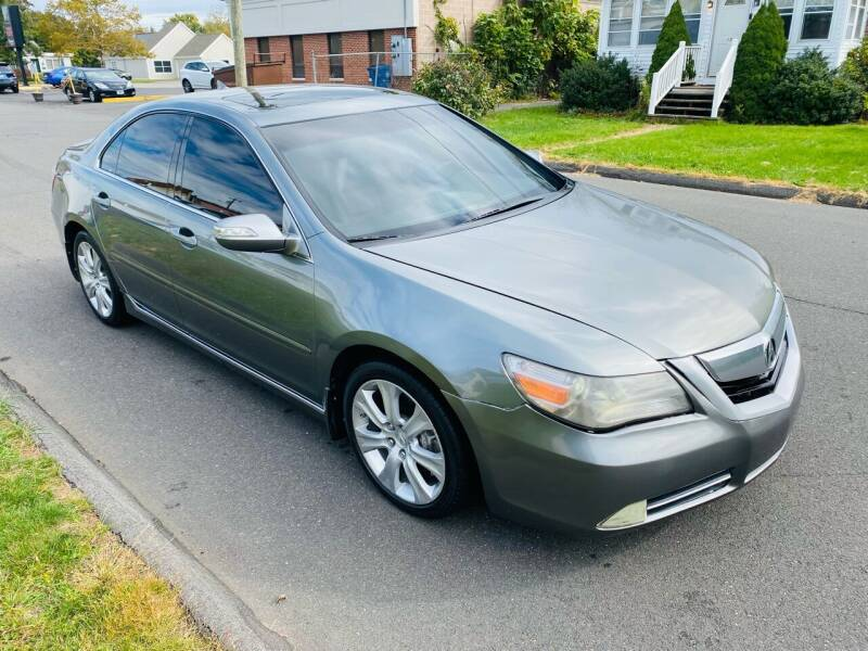 2010 Acura RL for sale at Kensington Family Auto in Berlin CT