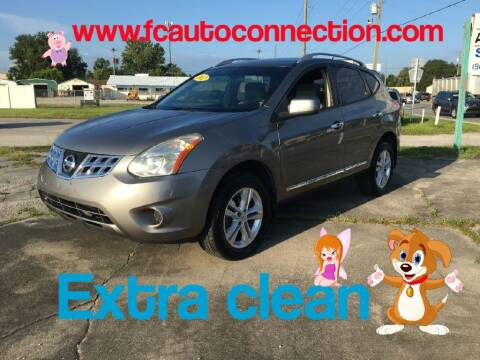 2012 Nissan Rogue for sale at First Coast Auto Connection in Orange Park FL