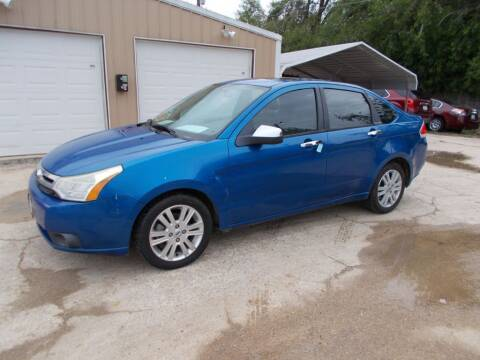 2010 Ford Focus for sale at DISCOUNT AUTOS in Cibolo TX