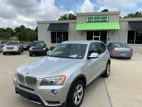 2011 BMW X3 for sale at Cross Motor Group in Rock Hill SC