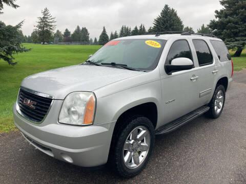 2010 GMC Yukon for sale at BELOW BOOK AUTO SALES in Idaho Falls ID