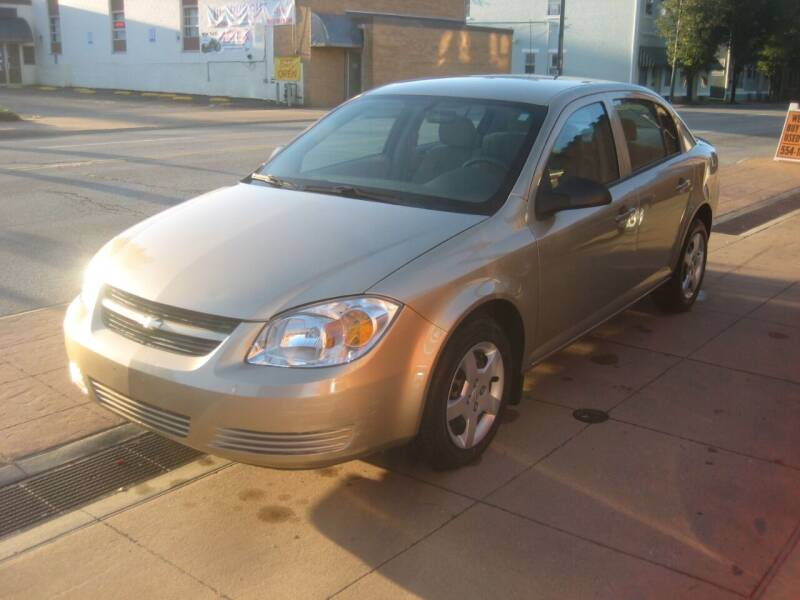 2007 Chevrolet Cobalt for sale at Theis Motor Company in Reading OH