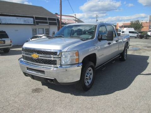 2014 Chevrolet Silverado 3500HD for sale at Wally's Wholesale in Manakin Sabot VA